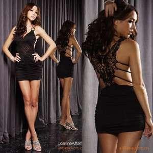 Sexy Clubwear Cocktail Evening Party Women Mini Dress