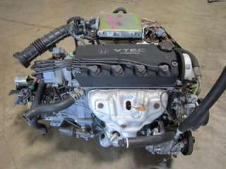 92 95 Honda Civic SOHC 1.5L D15B Vtec OBD1 MT Engine Manual