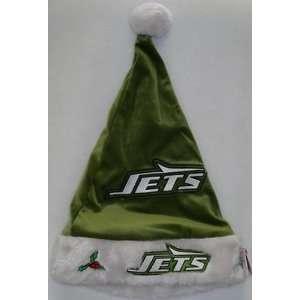 NFL Santa Hat   New York Jets Retro