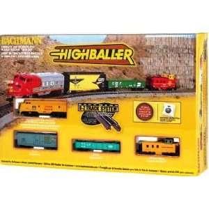 N Highballer (Union Pacific) Train Set Bachmann Toys