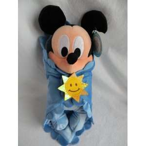 Walt Disney, Disneys Babies, Baby Mickey Mouse Plush Toy