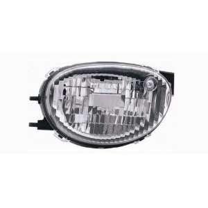 OE Replacement Chrysler Sebring Passenger Side Fog Light
