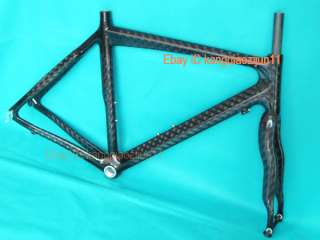 2012 Brand New Full Carbon 12K Road Bike Bicycle Frame 55cm ,Fork and