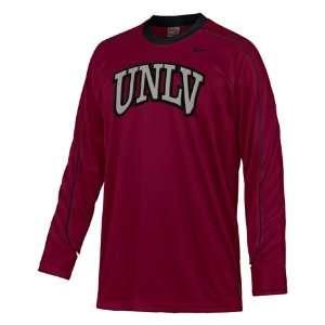 University of Nevada Las Vegas Rebels Long Sleeve T Shirt