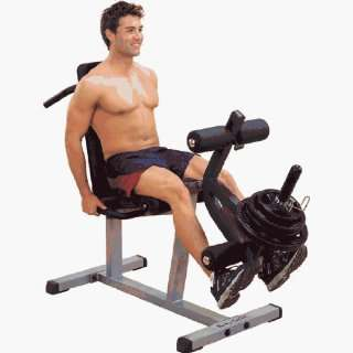 Mat Tables Leg Extension / Leg Curl Machine