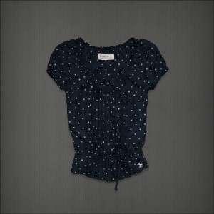 NWT Abercrombie & Fitch Hollister Women Blouse Shirt Fashion Top S M L