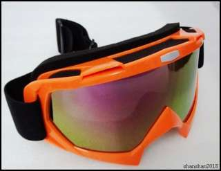 Adult Motocross Dirt Bike ATV Off Road Snowboard Goggle Eyewear