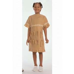 Ethnic Costumes Girls Plains Indian: Office Products