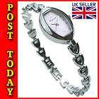 Bulova Womens GOLD Bracelet WATCH Wristwatch GIFT Boxed