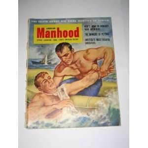 American Manhood April 1953 Jim Park Weider Publications Inc. Books
