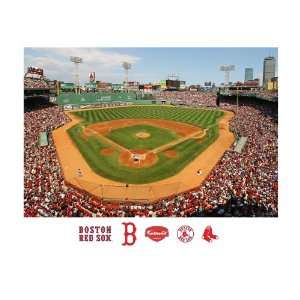 Red Sox Inside Fenway Park Mural Wall Graphic