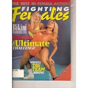 Fighting Females (Denise Masino , Extreme Women Wrestling