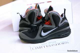 Lebron 9 IX Black History Month BHM all star big bang christmas kd iv