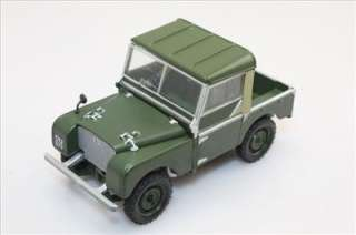 Item 143 Land Rover Series 1 Jeep Green 09