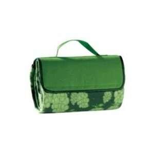Picnic Gift   5011GR   Jaja Fleece Picnic Blanket   Green