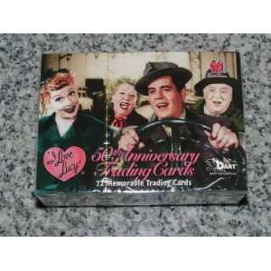 Lucille Ball I LOVE LUCY Complete Base Trading Cards Set
