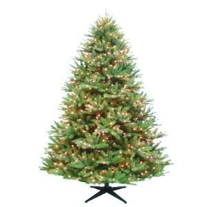Artificial Prelit Christmas Tree with Clear Lights