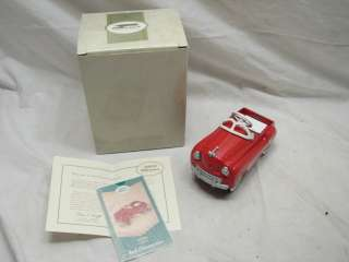 HALLMARK KIDDIE CAR CLASSICS 1955 MURRAY RED CHAMPION