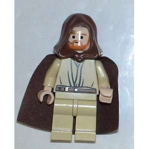 Lego Star Wars Mini Fig (Loose)  Obi Wan Kenobi Toys
