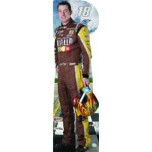 Kyle Busch Team Imaging M&Ms Full Size Stand up Sports