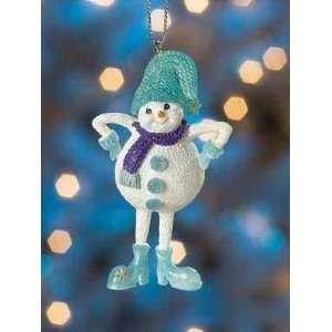 Blizzy Snow Buddies Christmas Ornament Furniture & Decor