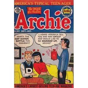 Comics   Archie #64 Comic Book (Oct 1953) Very Good