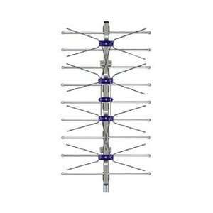 Antennacraft HDTV/UHF 4 Bay Series Antenna With 35 Boom