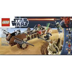 LEGO Star Wars 9496 Desert Skiff Toys & Games