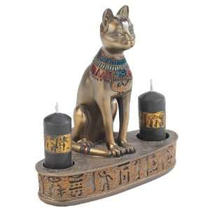 5 Classic Ancient Egyptian Art   Bastet Cat Goddess