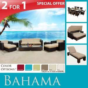 OUTDOOR & SINGLE LOUNGE CHAISE, SUN BED Patio, Lawn & Garden