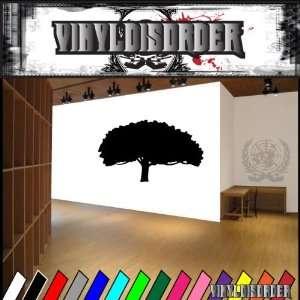 Trees Cherry Tree NS002 Vinyl Decal Wall Art Sticker Mural