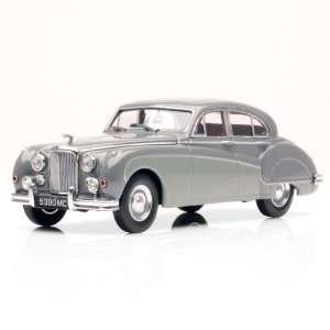 Jaguar Mark IX in Two Tone Grey (143 scale) Diecast Model Car