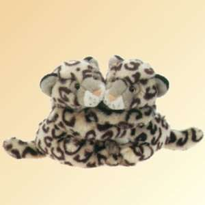 Stuffed Snow Leopard Toys & Games