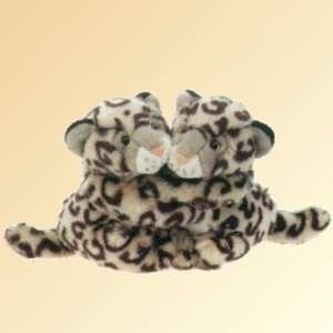 Stuffed Snow Leopard Toys & Games