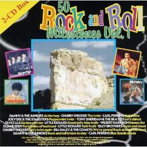 50 Rock and Roll Milestones Vol. 1 Various Music