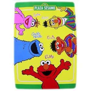Sesame Street Elmo   Large 6ft x 4ft AREA RUG   Kids Room Floor Accent