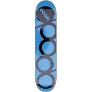 GoodWood Brass Knuckles Skateboard Deck   7.63 x 31.5