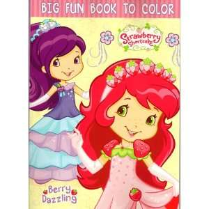 Big Fun Book to Color ~ Berry Dazzling (96 Pages) Toys & Games