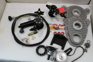 Hilborn Fuel Injection kit Street  Race SB BB Hilborn  Enderle