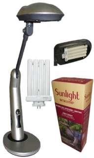 Full Spectrum SunLight Lamp Desk Lamp Energy Saver New