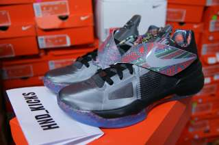 Zoom KD IV 4 BHM Black History Month Weatherman Nerf Big Bang