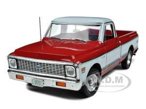 PICKUP TRUCK RED 1/18 1 OF 576 PRODUCED HIGHWAY 61 810166014649