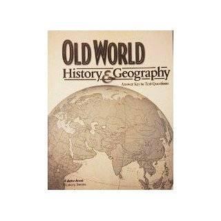 Investigating Gods world (A Beka Book science series
