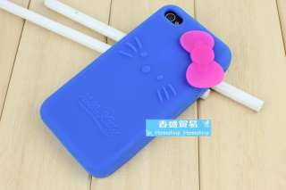 Hello Kitty Hard Rugged Case Cover Skin Bag Accessory for Apple Iphone