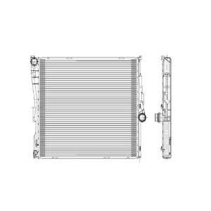 0L V6 Replacement Radiator With Automatic Transmission Automotive