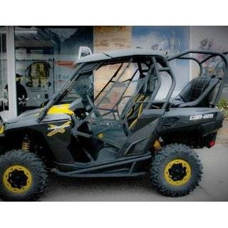 UTV Mountain Can Am Commander Rear Seat and Roll Cage Kit. 42 Bench