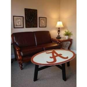 Fan Creations Alabama Crimson Tide Coffee Table