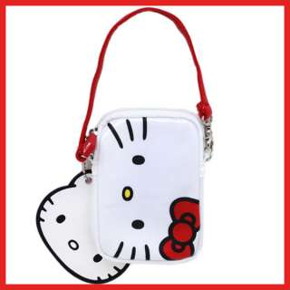 Sanrio Hello Kitty Camera Bag Multi Case  White Face