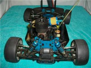 Radio Remote Control RC Car  Truck Body 4WD OFNA 3.5 Engine NR