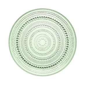iittala Dewdrop Apple Green Dinner Plate